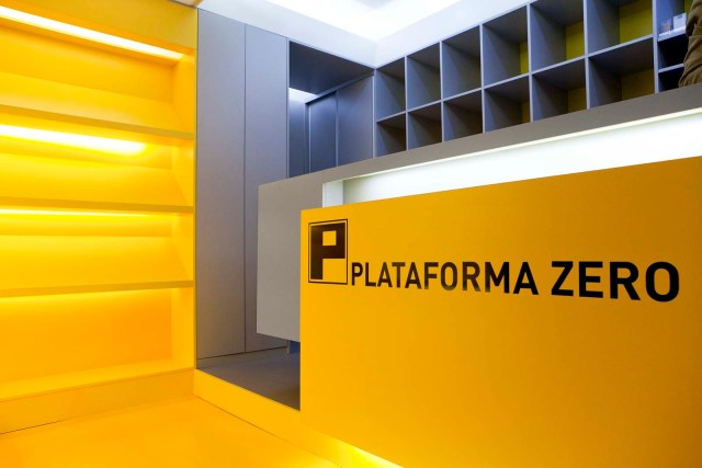 PLATAFORMA ZERO in Porto, Portugal