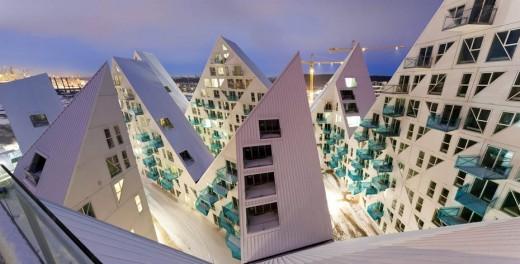 The Iceberg Wins The Mipim 2013 Award