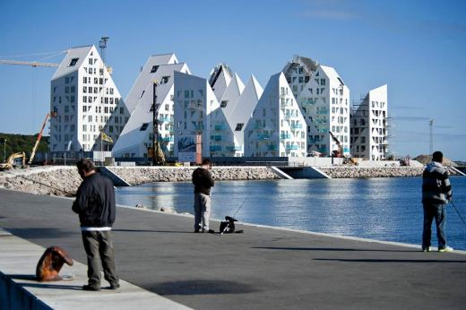 The Iceberg Wins The Mipim 2013 Award