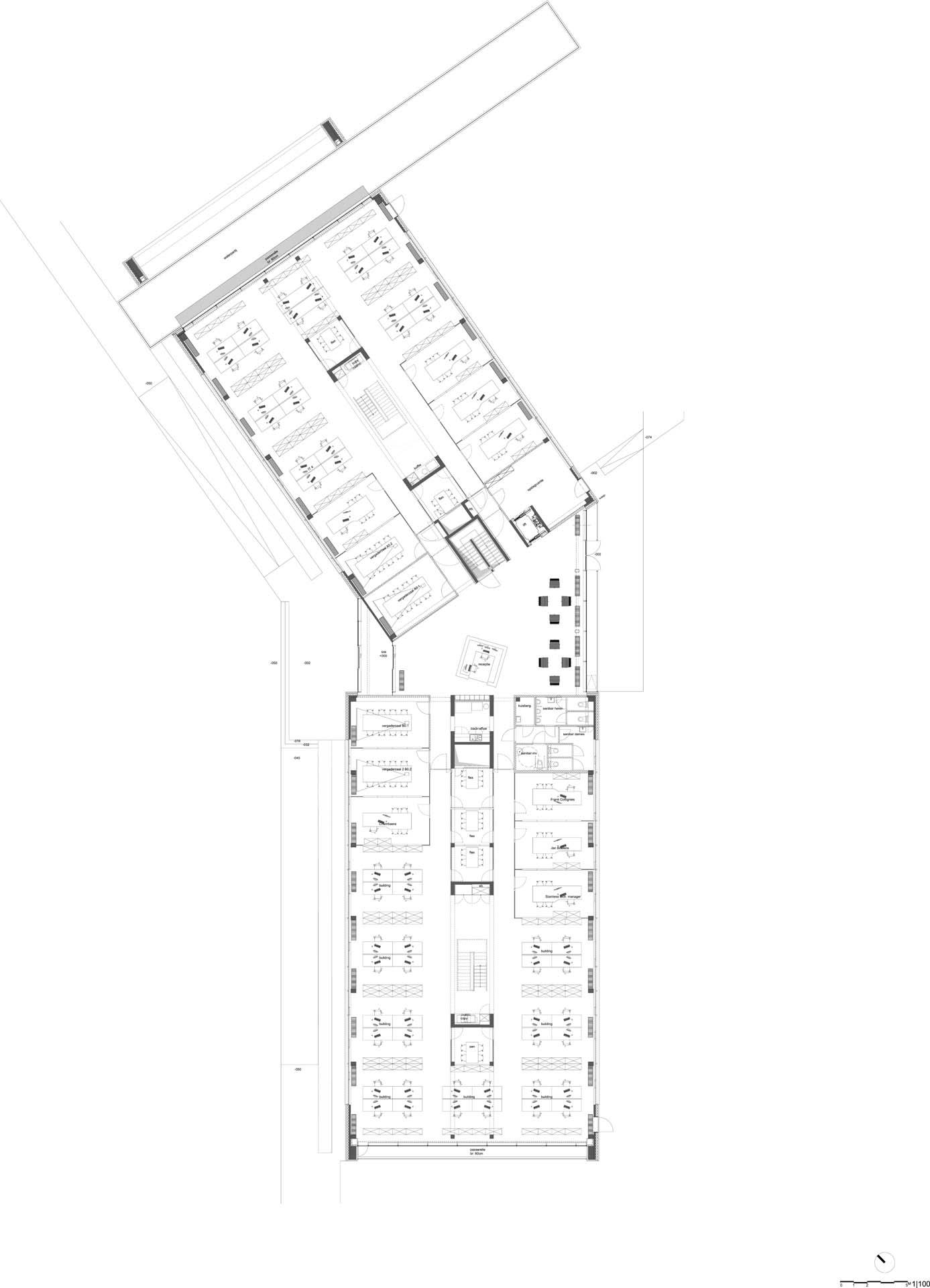 BEKAERT NV Office Building Zwevegem / by BURO II & ARCHI+I