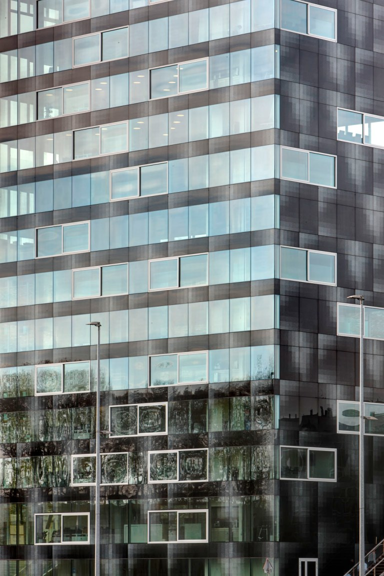 V Tower Eindhoven by Wiel Arets Architects