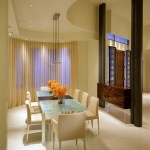 Dining room - The Enclave by Jamie Herzlinger Interiors