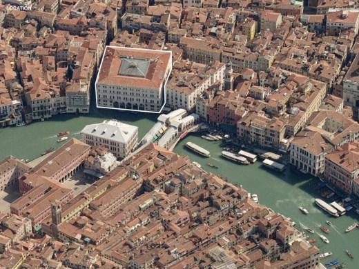 Fondaco dei Tedeschi,  Venice