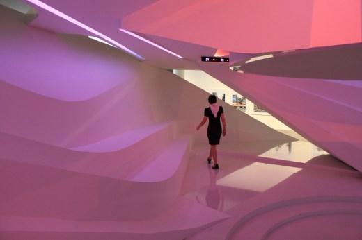 Youturn Pavilion by UNStudio