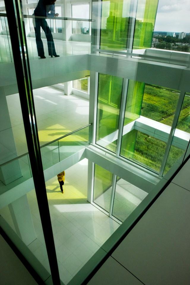UNStudio Tower, Amsterdam, Netherlands