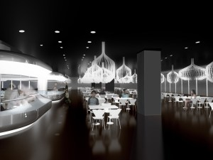 Galleria Cheonan by UNStudio