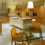 Kitchen - The Enclave by Jamie Herzlinger Interiors