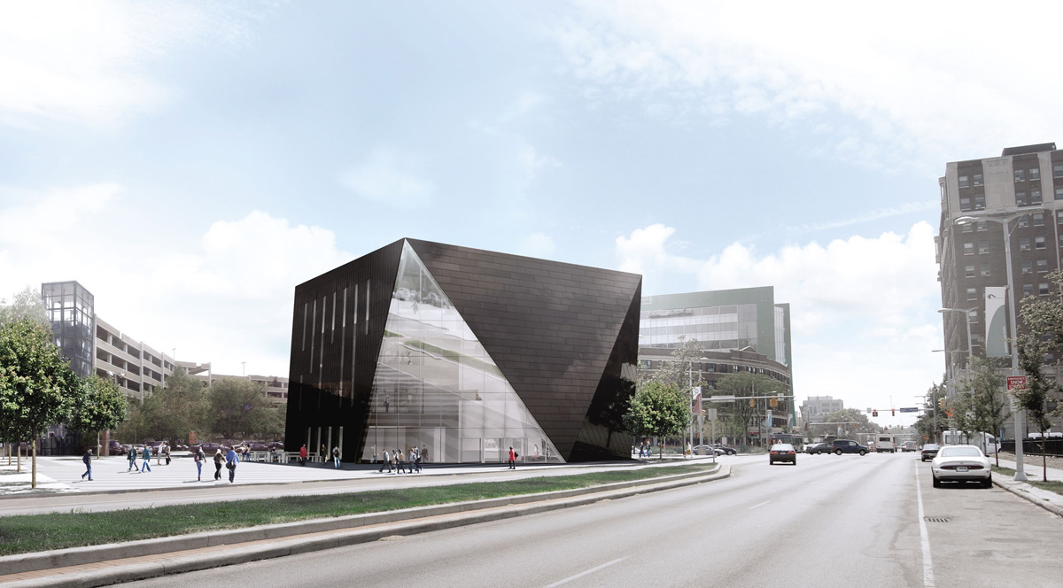 museum of contemporary art cleveland by foreign office architects rh architecturelist com contemporary office building architecture