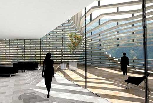 Rathaus Terraces In Weilburg Architecture List