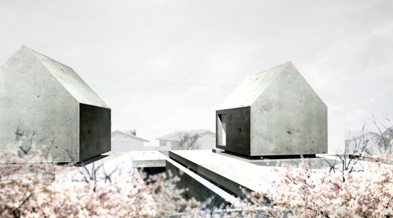 2 houses in Tokyo, Japan by cheungvogl