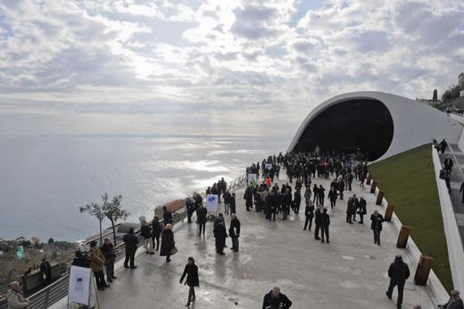 Auditorium Oscar Niemeyer, Ravello,