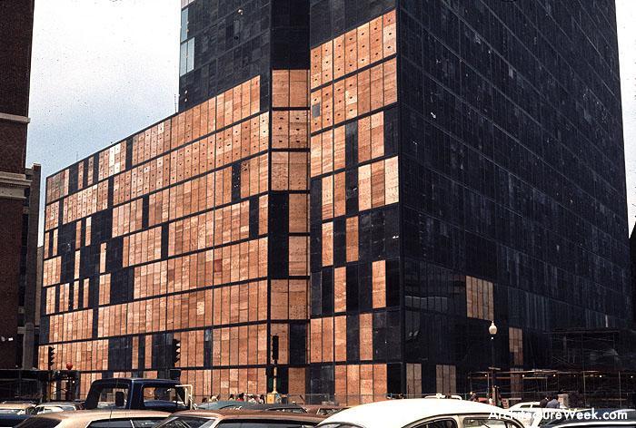 Plywood Palace, 1971, courtesy of Architecture Week