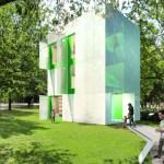 Tiny House van NEZZT Almere