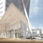 Uitbreiding KPN toren Rotterdam