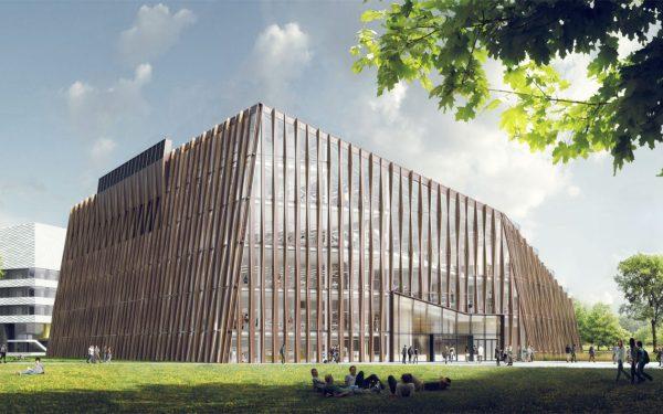 Energy Academy beste nieuwe gebouw van Groningen