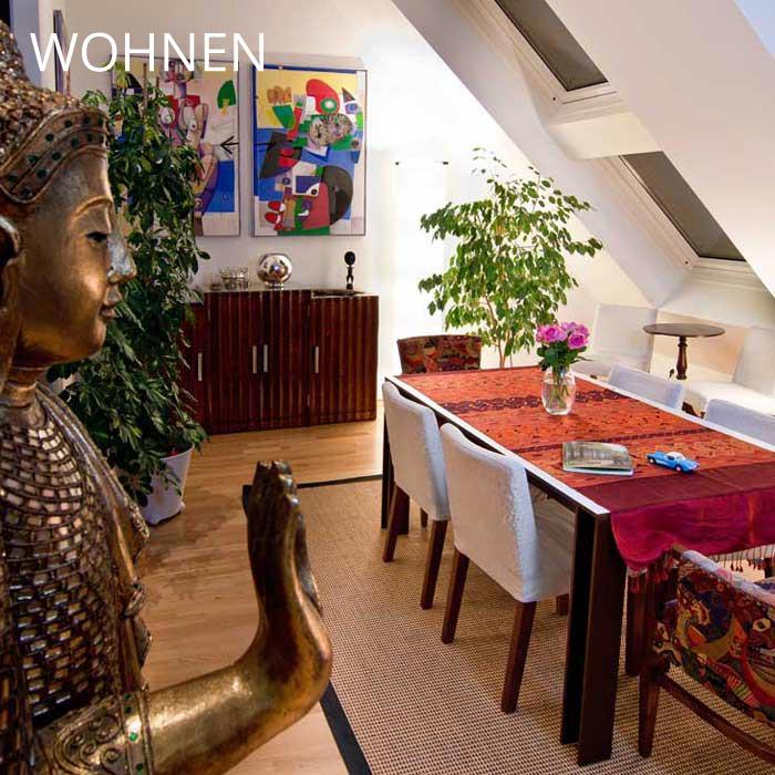 Architekt Daniel Gutmann - Wohnen - Dachgeschoß Führichgasse