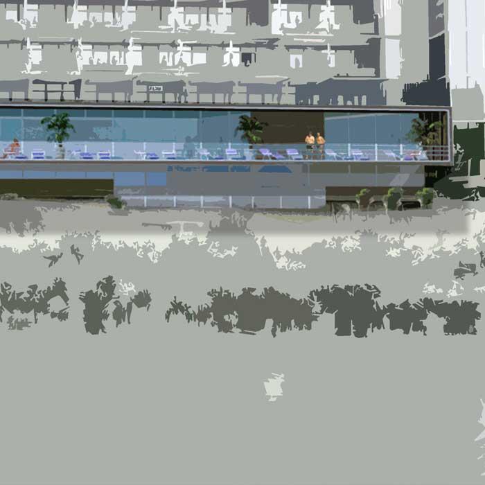 Architekt Daniel Gutmann - Hotel Loipersdorf