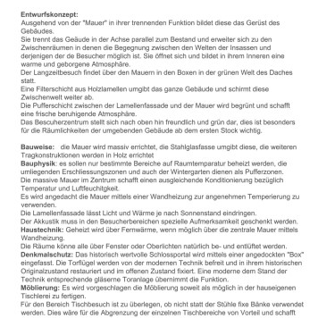 Besucherzentrum Justizanstalt Karlau - Besucherzentrum Text