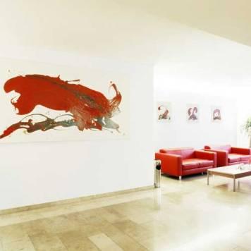 Architekt Daniel Gutmann - Hotel Anatol - Lobby