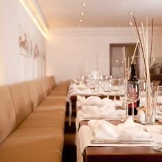 Architekt Daniel Gutmann - Hotel Rathauspark Wien - Restaurant