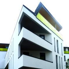 Wohnhausanlage Tulln - Bauteil 1 Spitze