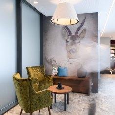 Architekt Gutmann - Büro Service & More Diefenbachgasse - Lobby