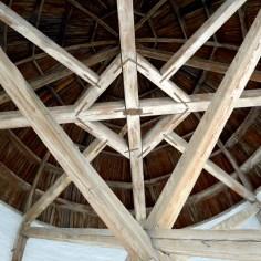 Dachgeschoss Julius-Tandler-Platz - Turmwohnung Dachstuhl