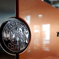 Starbucks - Kaffeemaschine