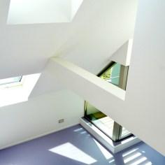 Dachgeschoss Julius-Tandler-Platz - Wohnung Lila Wohnraum