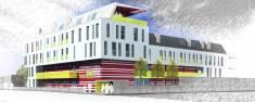 Architekt Daniel Gutmann - Sozialer Wohnbau - Wohnhausanlage Tulln