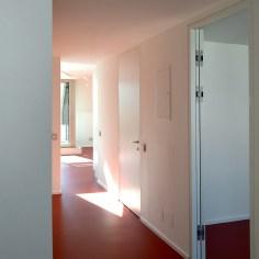 Dachgeschoss Julius-Tandler-Platz - Wohnung Rot Gang