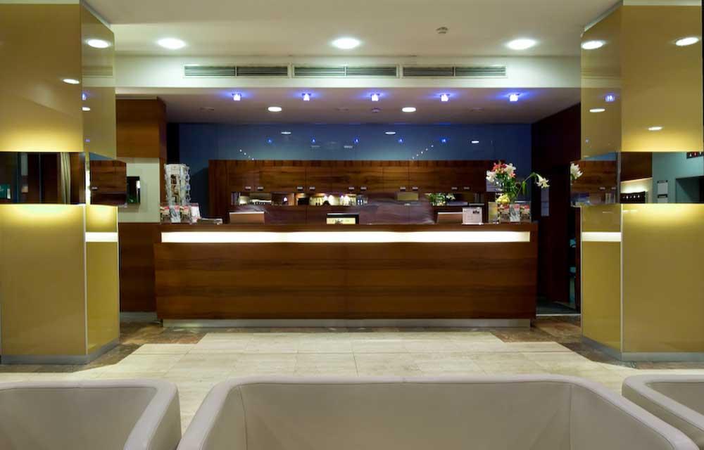 Hotel Europa Graz - Rezeption