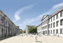 Hallstraße Augsburg - 1.Preis