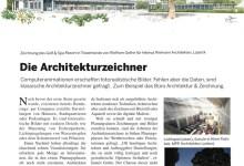 Architektur & Zeichnung im Immobilienreport München