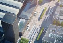 Lohaus-Carl: Neugestaltung des Konrad-Adenauer-Platzes in Düsseldorf