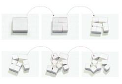 Piuarch-Edicola Caritas EXPO 2015 - concept