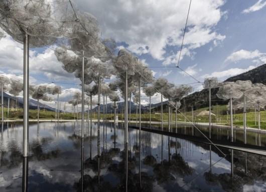 Nuvola-di-Cristallo_Swarovski_Kristallwelten