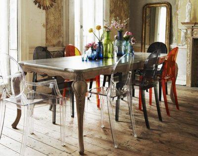 Acquista online casa e cucina da un'ampia selezione di sedie pieghevoli, poltrone,. Á… Sedie Sgabelli Kartell Sedie E Poltrone Trasparenti Moderne E Colorate