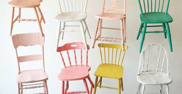 Le istruzioni per rinnovare e ristrutturare una vecchia sedia di legno per restituirle nuova vita e renderla più comoda. Come Rinnovare Sedie In Legno Idee E Colori