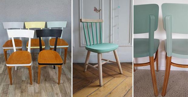Come Rinnovare Sedie In Legno Idee E Colori