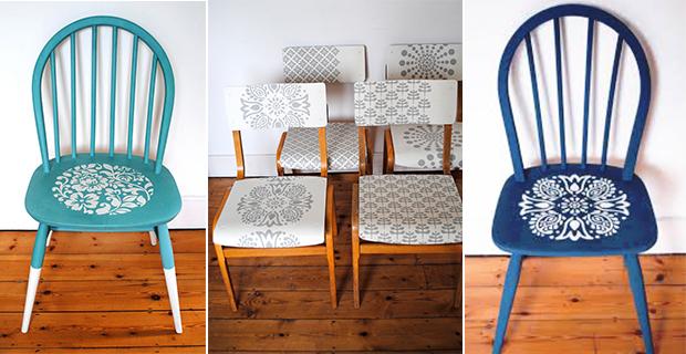 .verniciare le sedie della cucina. Come Rinnovare Sedie In Legno Idee E Colori