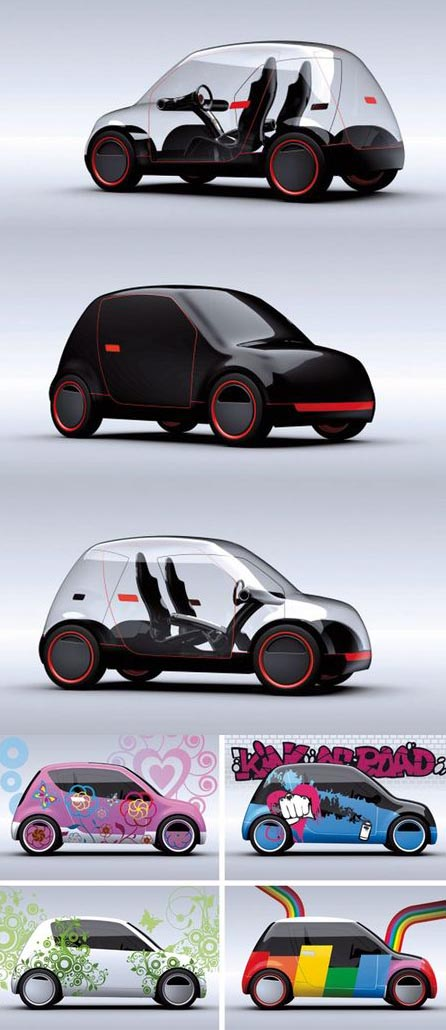 Automobile elettrochimica Moy