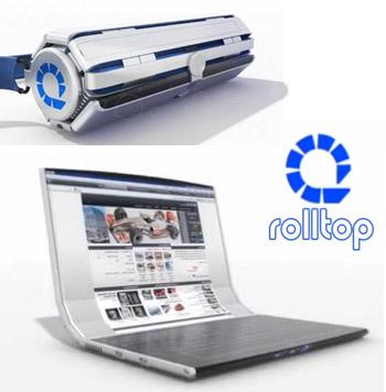 Rolltop, il pc del futuro
