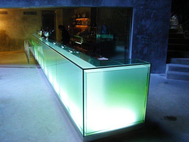 Bar in the Caves of Porto Cristo, Majorca, Spain, A2arquitectos