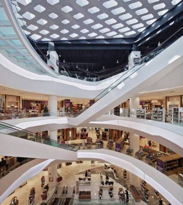 Liverpool Interlomas Department Store, Mexico City, Mexico, Rojkind Arquitectos