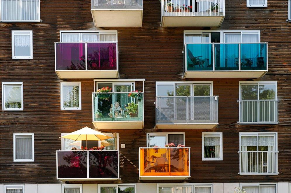WoZoCo Apartments, Amsterdam, Netherlands, MVRDV