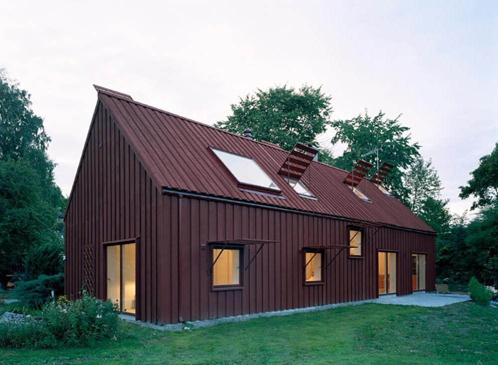 House Karlsson, Västerås, Sweden, Tham & Videgård Arkitekter