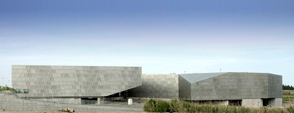 Data Centre in Cerdanyola, Cerdanyola del Valles, Spain, IDOM