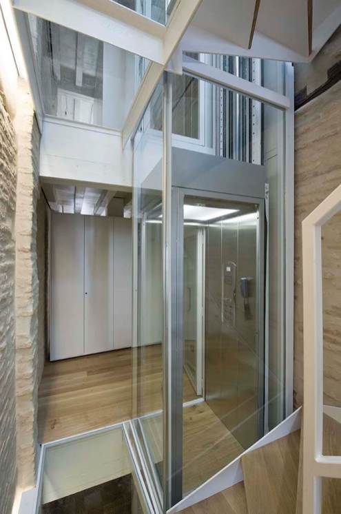 In-between Building Rehabilitation, Pamplona, Spain, Alfonso Alzugaray