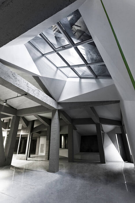 The Metamorphosis of the Great Rock, Budapest, Hungary, PLANT - Atelier Peter Kis